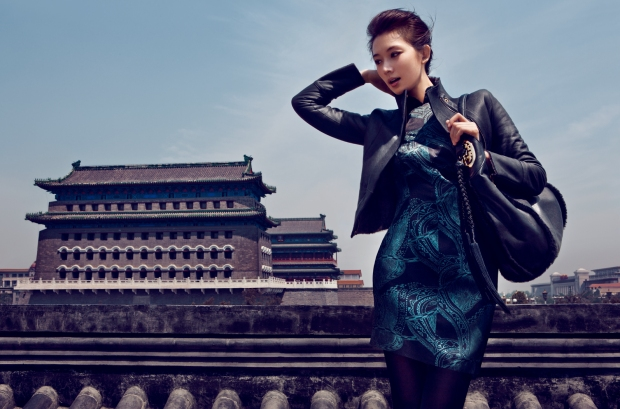 """From China with Love"" Autumn/ Winter 2011 Campaign"