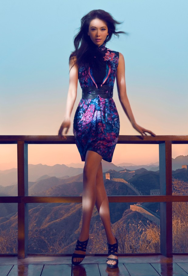 """""""The Rite of the Phoenix"""" Spring/ Summer 2012 Campaign"""