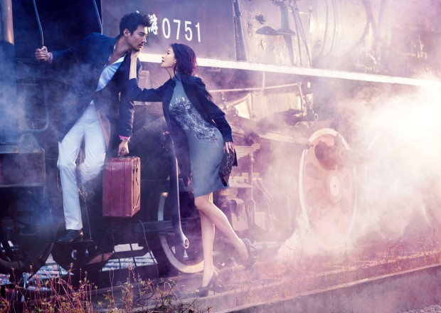 """The Rite of the Phoenix"" Spring/ Summer 2012 Campaign"