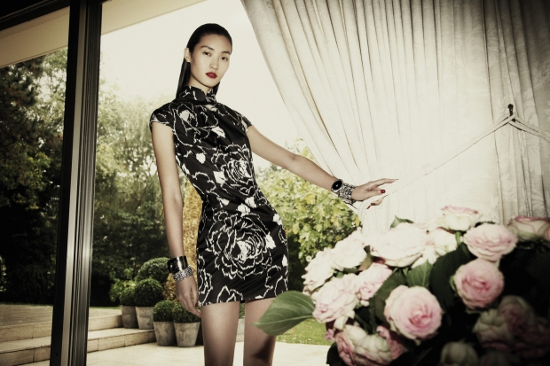 SHANGHAI TANG SPRING/ SUMMER 2013 CAMPAIGN