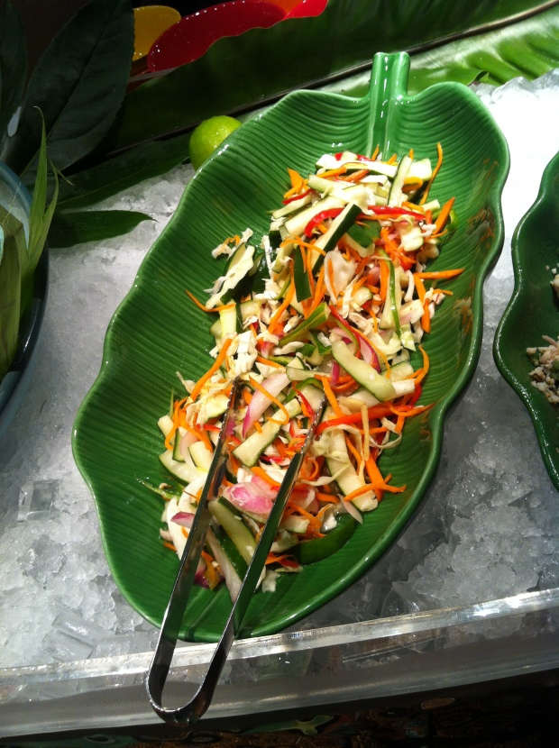 Acar Timun: Pickled Cucumber with Spices