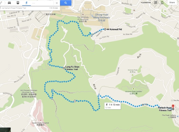 you pass by an amazing viewing point via this route