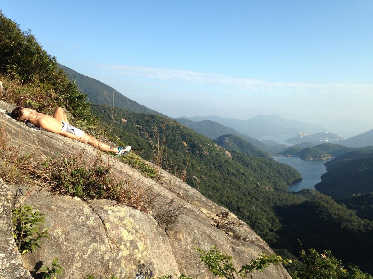 Medium (Difficulty) Hike: Park View to Tai Tam Tuk Reservoir