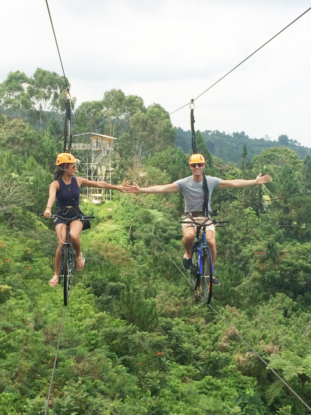 Eden Nature Park: Skycycle
