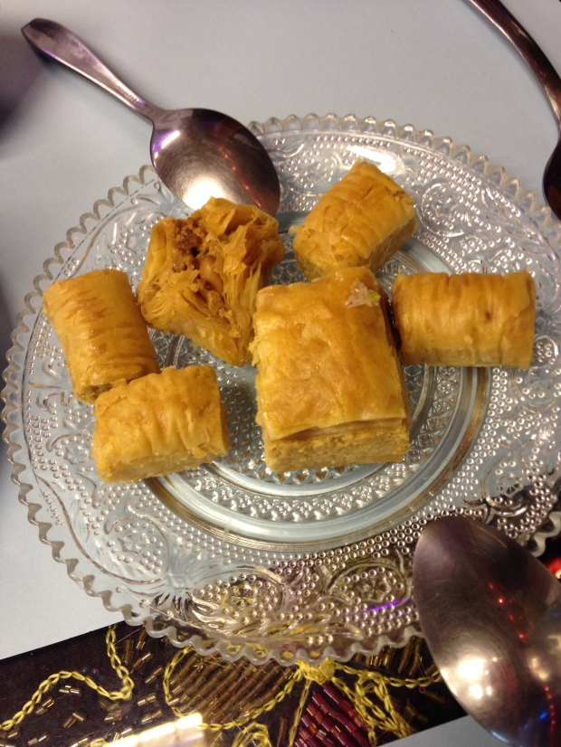 OH Food Arabic Sweets / Baklava