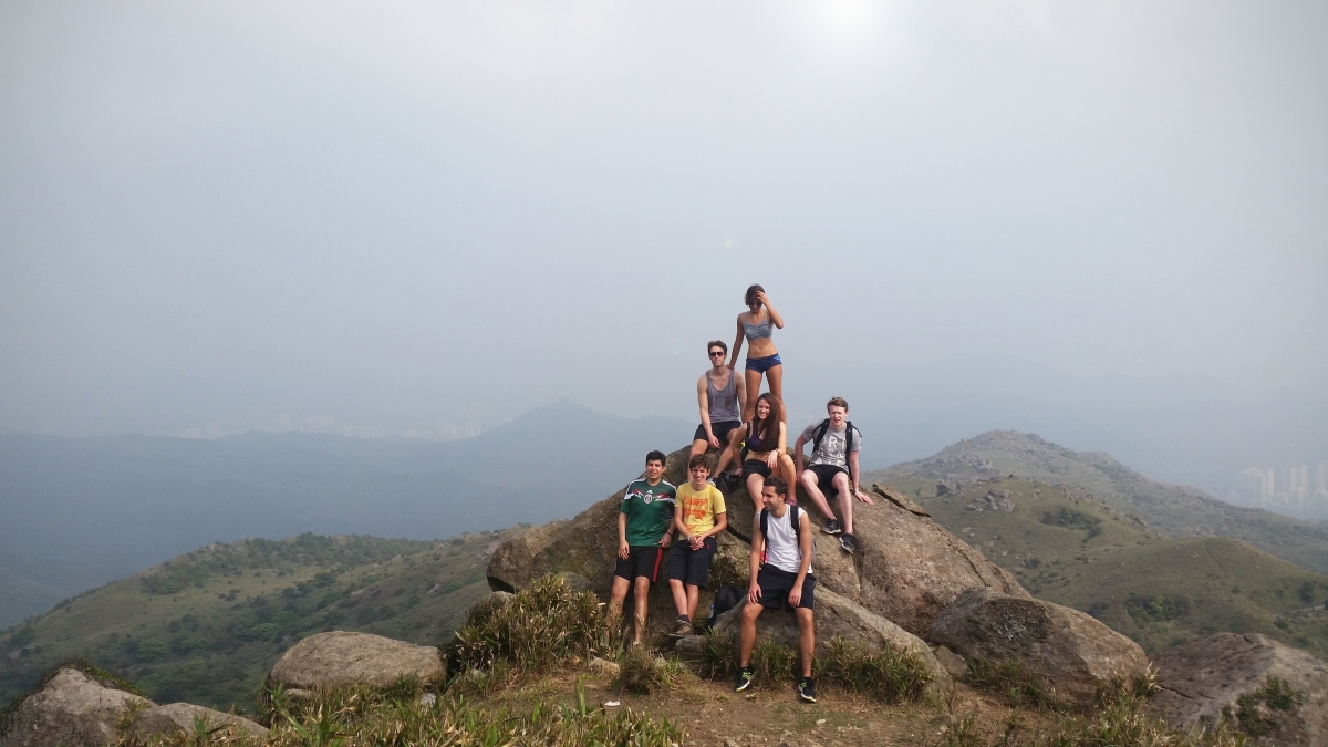 Difficult Hike: Tai Mo Shan, Hong Kong's Highest Peak (Maclehose trail Stage 8)