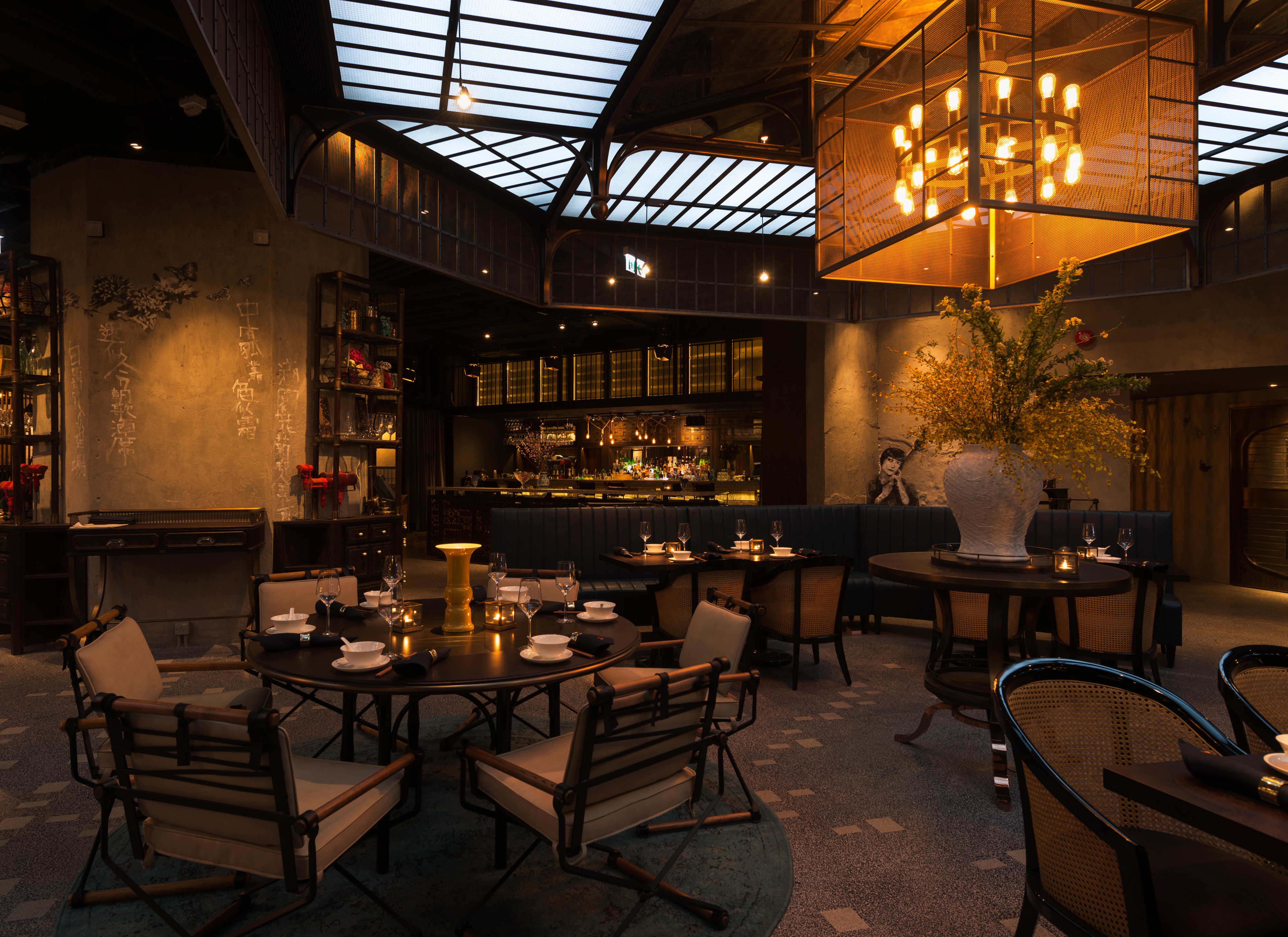 Mott 32 the newest best chinese restaurant in town hk files for Asian cuisine nyc