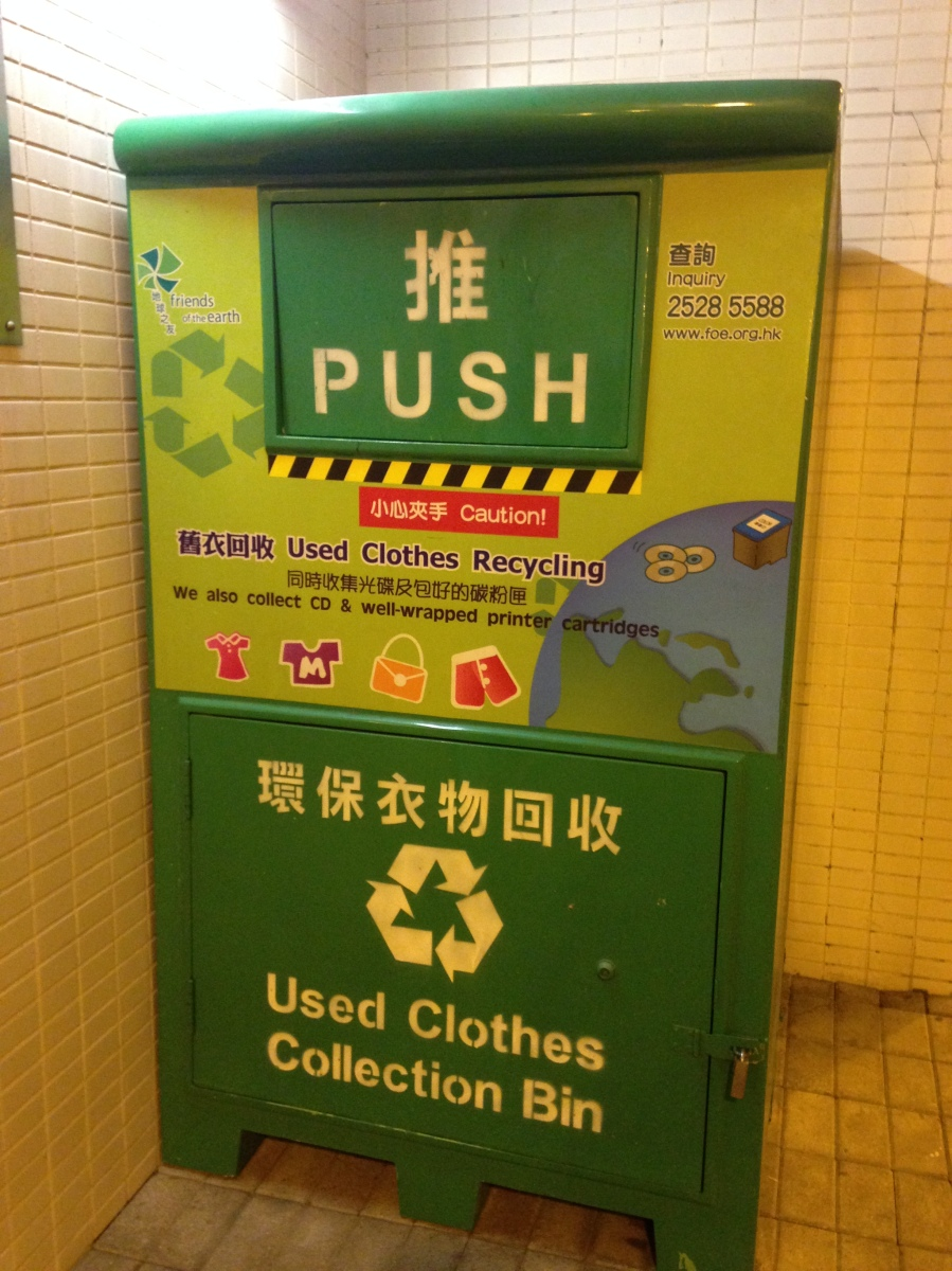 How To Recycle Old Stuff In Hong Kong Hk Files