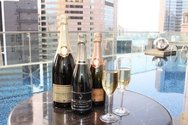 Brunch -champagnes