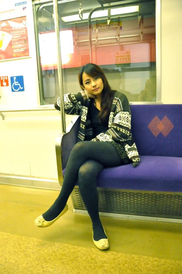 Kyoto subway 2011