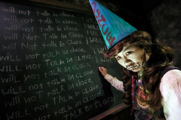Disney Haunted Halloween_Graves Academy