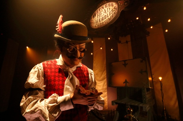 Disney Haunted Halloween_Revenge of the Headless Horseman