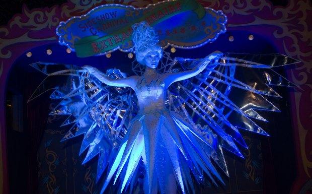 Disney Haunted Halloween_Sideshow Carnival Extraordinaire