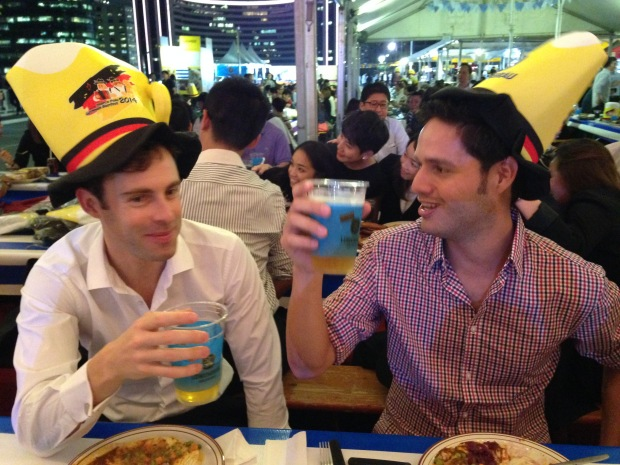 my best lads, James and JuanK (in HK again!!!! yay!)