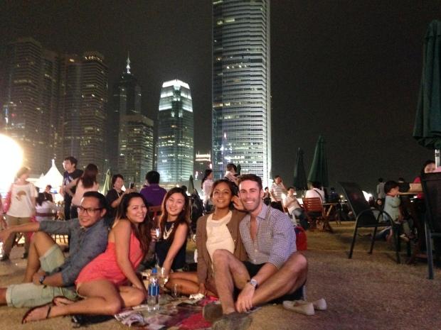 Hong Kong Wine & Dine Festival 2013 @ Central Harbourfront