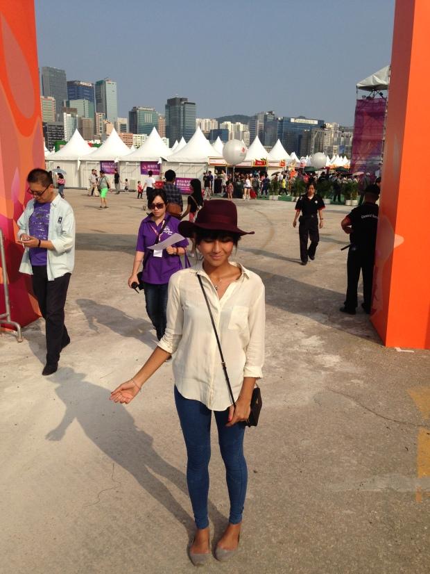 Wine & Dine Festival HK 2014 @ Kai Tak