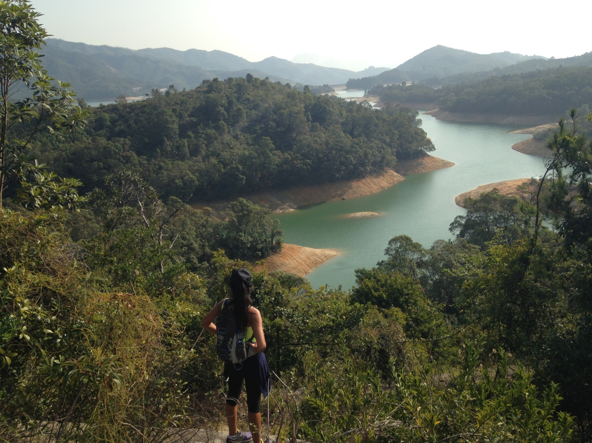 Long & Easy Hike from Tuen Mun MTR: MacLehose Trail Stage 10