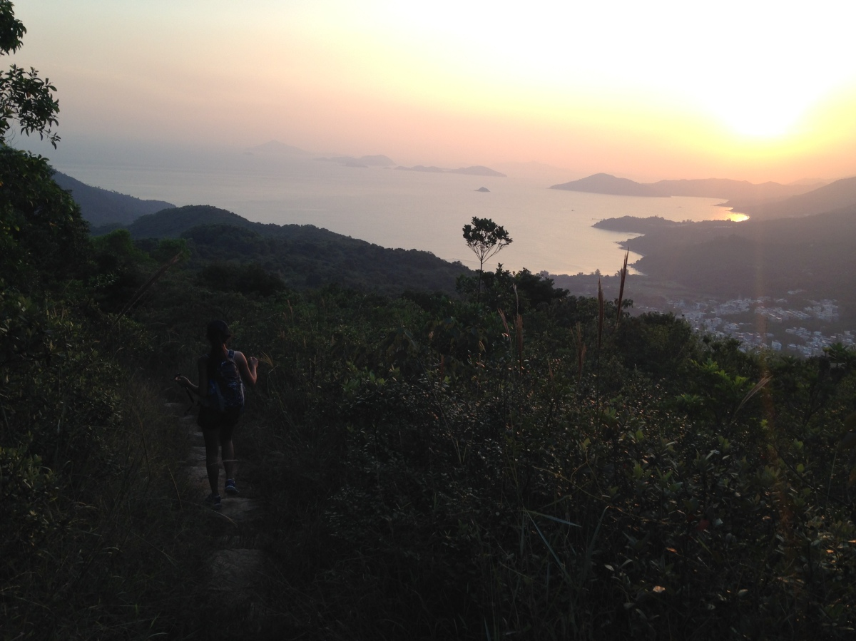 Super convenient Beach Hike: Mui Wo to Pui O (Lantau Stage 12)