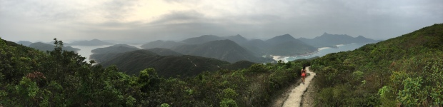 You can also rent camping materials and water sports equipment at Sai Wan