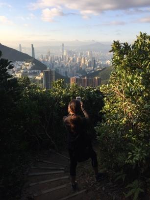 Czarina capturing that view
