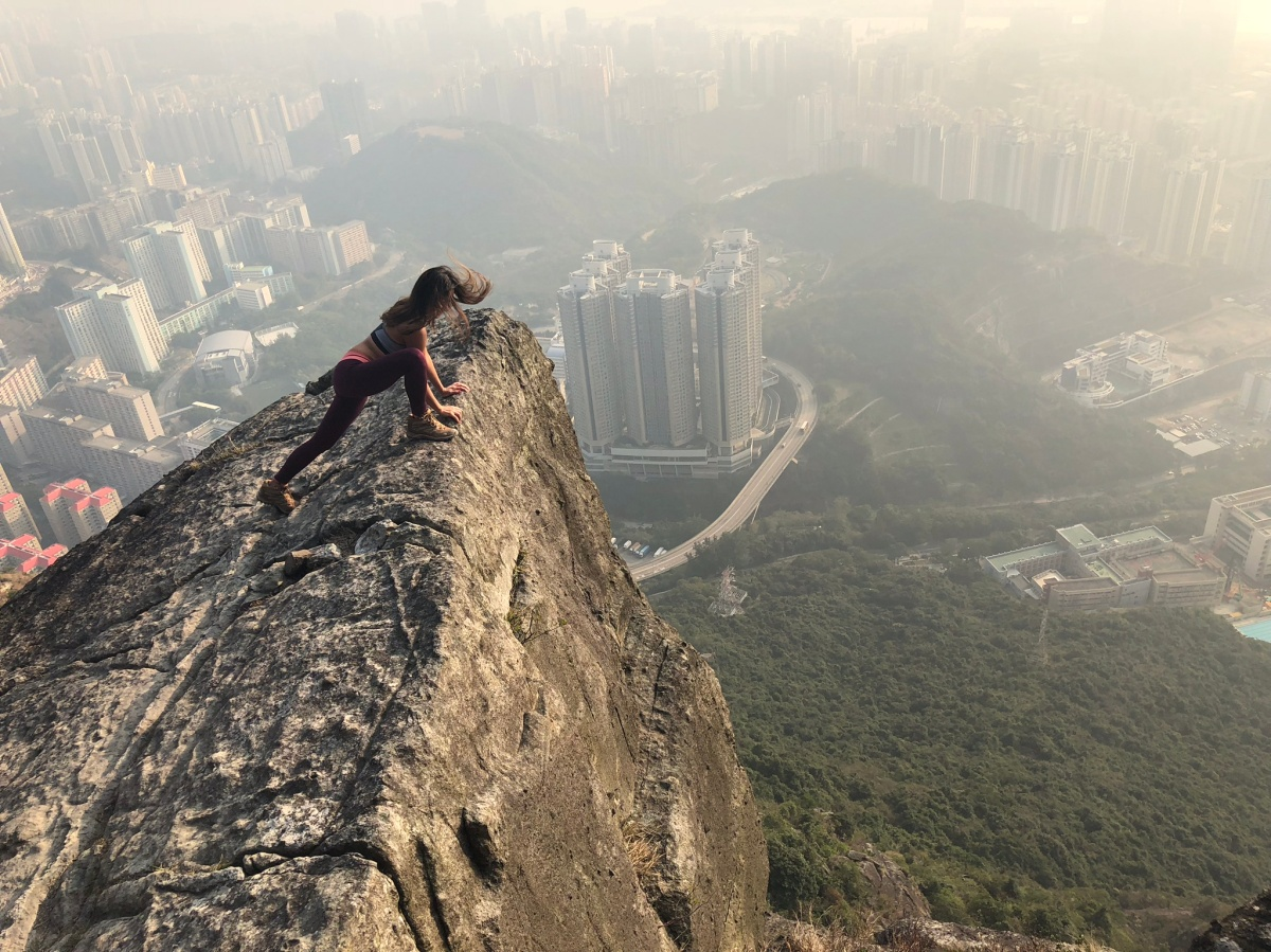 Suicide Cliff: Hong Kong's Most Photogenic (and Dangerous) Hike?