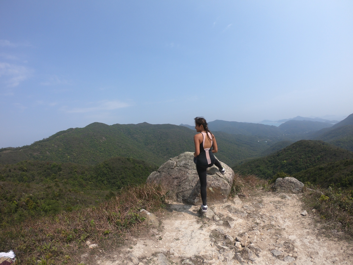 The Three Mountains of Maclehose Stage 3 (Long & Challenging Hike)